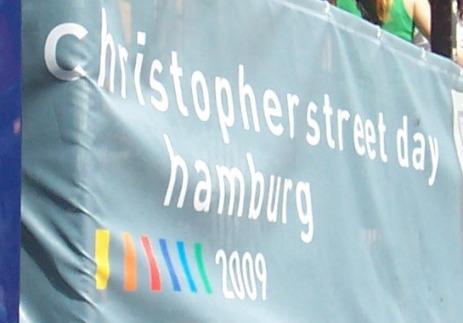 Impressions of Hamburg Pride 2009