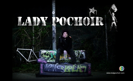 "Must-See of the Week: Meet ""Lady Pochoir"""